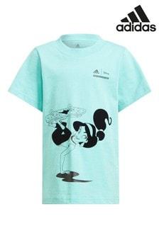 adidas Little Kids Disney Princess T-Shirt