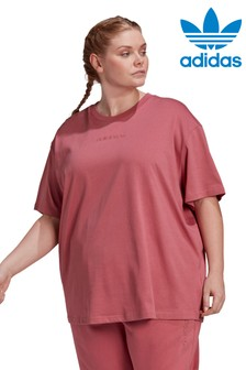 adidas Originals Curve Oversized T-Shirt