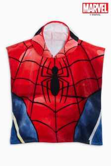 Spider-Man™ Swim Hooded Towel (9mths-10yrs)