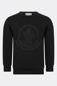 Moncler Enfant Girls Cotton Sweater