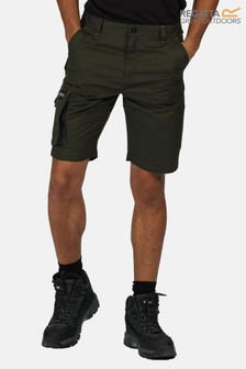 Regatta Green Heroic Cargo Shorts