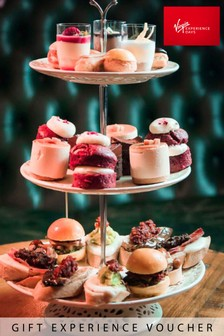 Tapas Style Afternoon Tea For Two At MAP Maison Gift Experience by Virgin Experience Days
