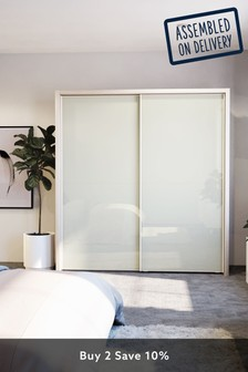 Peyton Large Sliding Wardrobe