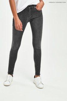 Jean skinny French Connection Rebound gris
