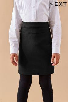 Трикотажная юбка-карандаш (3-16 лет)