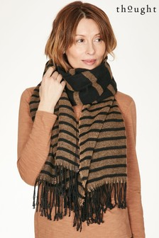 Thought Black Maurice Scarf