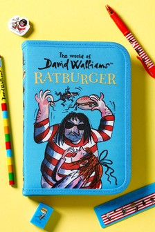 David Walliams Pencil Case