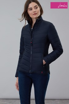 Joules Navy Harrogate Padded Jacket