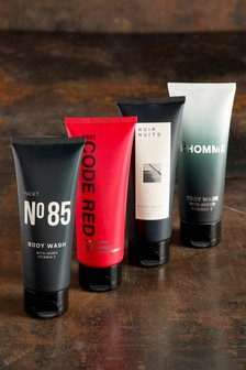Mens Shower Gel Wardrobe