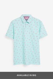Print Poloshirt