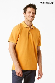 White Stuff Gold Salcombe Polo