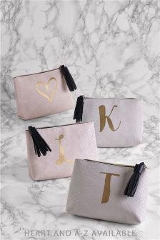 Monogram Make Up Bag