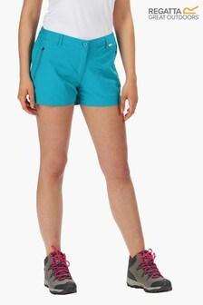 Regatta Blue Womens Highton Shorts