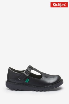 Kickers Junior Kick-T Leather Shoes
