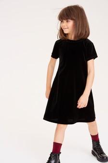 Velvet Dress (3-16yrs)