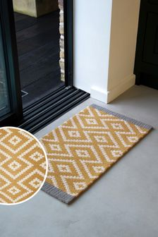 Diamond Geo Doormat