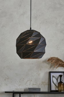 Facet Ball Pendant