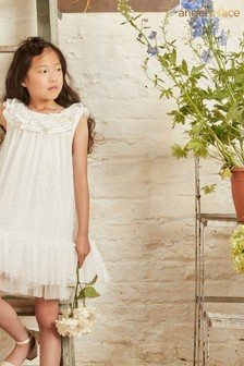 Angel's Face White Judith Dress