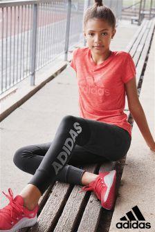 adidas Black ID Linear Tight