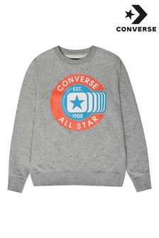 Converse Classic All Star Crew Sweatshirt