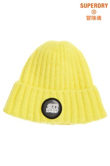 Superdry Super Chunky Ribbed Beanie