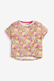 Organic Cotton Boxy T-Shirt (3-16yrs)