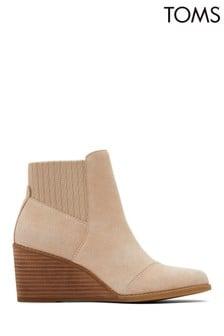 TOMS Sadie Wedge Boots