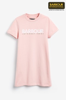 Barbour® International Pink Honeydew Dress