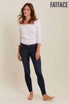 FatFace Dark Wash Harlow Super Skinny Jeans