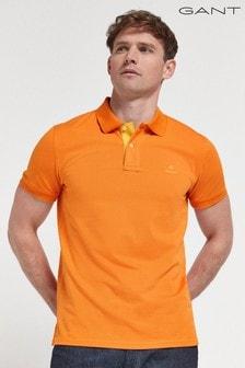 GANT Contrast Collar Polo Shirt