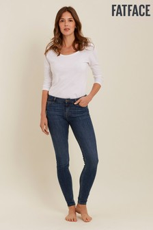 FatFace Mid Vintage Harlow Super Skinny Jeans