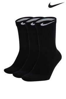 Nike Mens Lightweight Crew Socks Three Pack