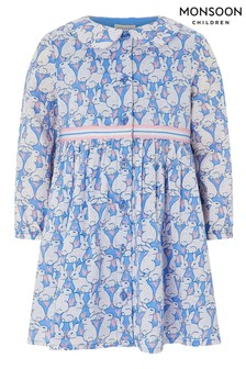 S.E.W. Baby Uma Bunny Dress