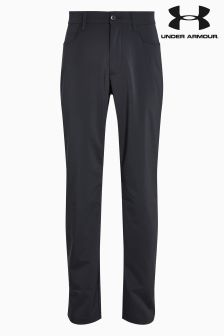 Under Armour Golf Black Tech Pant