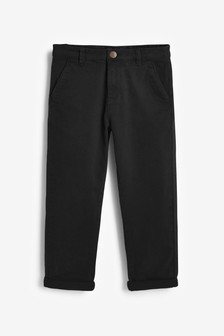 Loose Fit Chino Trousers (3-16yrs)