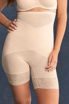 Моделирующие шорты сильной степени утяжки с высокой талией