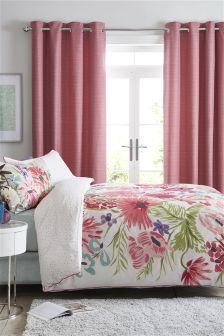 Summer Bright Floral Bed Set