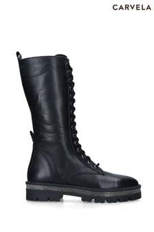 Carvela Black Triumph Boots