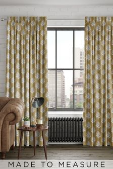 Stellard Dijon Gold Made To Measure Curtains