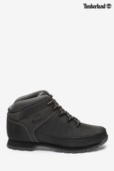 Timberland® Black Eurosprint Hiker Boots