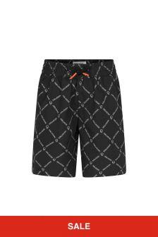 Zadig & Voltaire Boys Black Swim Shorts