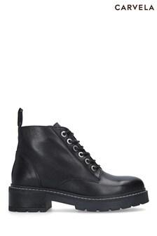 Carvela Black Trinket Shoes