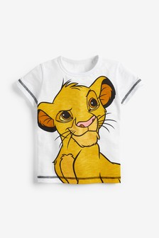 Lion King T-Shirt (3mths-8yrs)