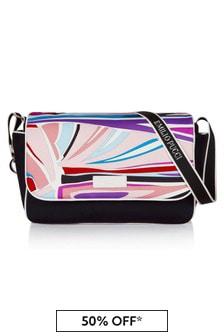 Emilio Pucci Pink Changing Bag