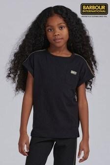 Barbour® International Girls Apex T-Shirt