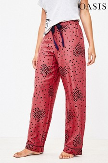 Oasis Red Heart Pyjamas