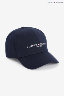 Tommy Hilfiger Blue TH Established Cap