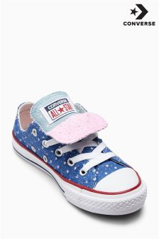 Converse Blue Star Double Tongue Ox