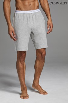 Calvin Klein Grey Sleep Shorts