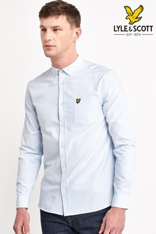 Lyle & Scott Stripe Oxford Shirt